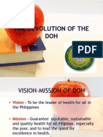DOH Devolution