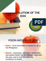 DOH Devolution