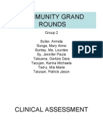 COMMUNITY GRAND ROUNDS-print