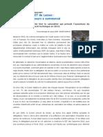 149 la dépêche.fr 26 octobre 2007