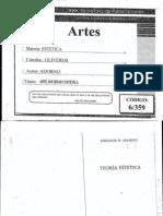 Adorno, Theodor. - Arte, sociedad y estética