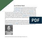 Aksi T4(Eutanasia Pada Saat Nazi)