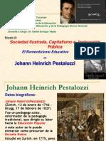 21. Pestalozzi y el Romanticismo Pedagógico Yepez 2011