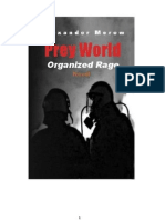 e35e4a6e24 Prey World III - Organized Rage by Alexander Merow