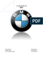 Bmw Report