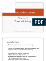 Chapter 2-Theory Building