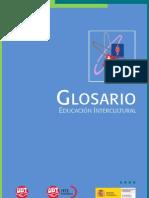 INTERCULTURALIDAD - Glosario[1]