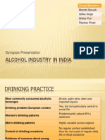 Alcohol Industry in India