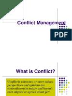 Conflict Management 179