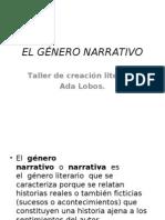 EL_GÉNERO_NARRATIVO