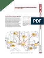 Process Automation Control