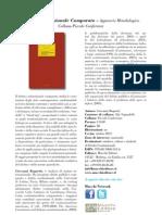 Diritto Costituzionale comparato - approccio metodologico, di Giovanni Bognetti