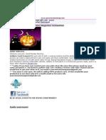 PWM Newsletter 10172011