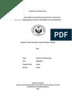 Tugas Proposal Kimia