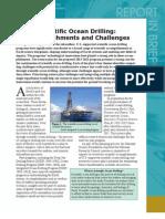 Scientific Ocean Drilling