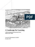 A Landscape for Learning