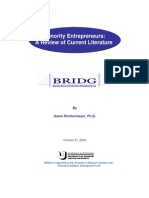 Minority Entrepreneurs Review