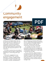 Community Engagement - Sensory Therapy Gardens Manual