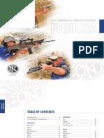2011 FNH USA COMMERCIAL Catalog