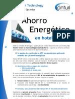 Ahorro Energetico en Hoteles