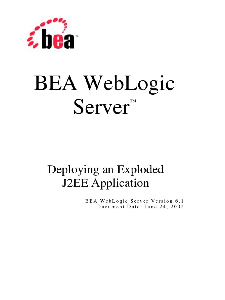 Introduction to weblogic server process edition.