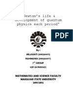 Paper of History of Physics