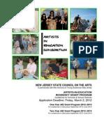 Aie School Grant Guidelines 2012 2013 Final