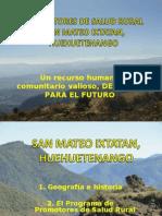 Pro Mot Ores San Mateo Ixtatan