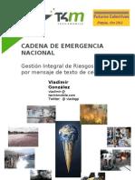 Cadena de Emergencia