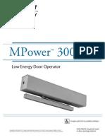 MPower 3000 Data Sheet