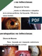 Queratopatia no infecciosa