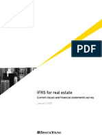 IFRS Global IFRS for Real Estate Survey