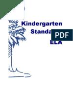 K ELA Standards