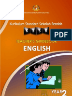English Teacher Guidebook Year 2