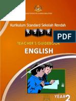 English Teacher Guidebook Year 2