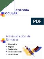 FARMACOLOGÍA OCULAR