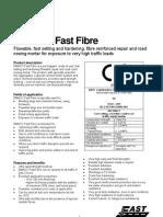 Emaco Fast Fibre
