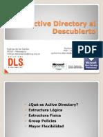 Active Directory y Dominios