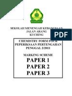 Form 4 Answer Scheme