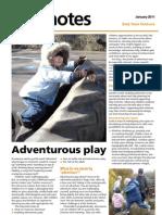 Adventurous Play