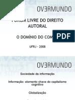 o Dominio Do Comum - UFRJ