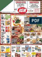 IGA MI Coupons Circular 17 Oct 11