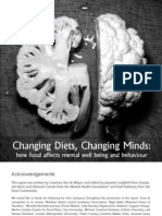 Changing Diets, Changing Minds
