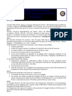 to Premio Antonio Berti 2011-2012