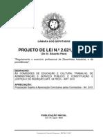 13o. PL 2621 - 2003