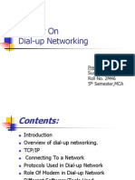 Dial Up Networking