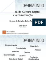 Economia da Cultura e a Comunicação - Centro de Estudos Celso Furtado