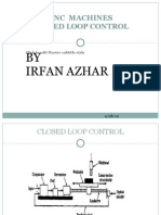 Closed Loop Control for Cnc Machines