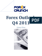 Forex Outlook Q4 2011
