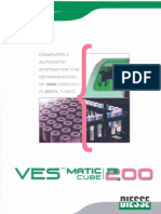 Brochure Ves Matic Cube 200